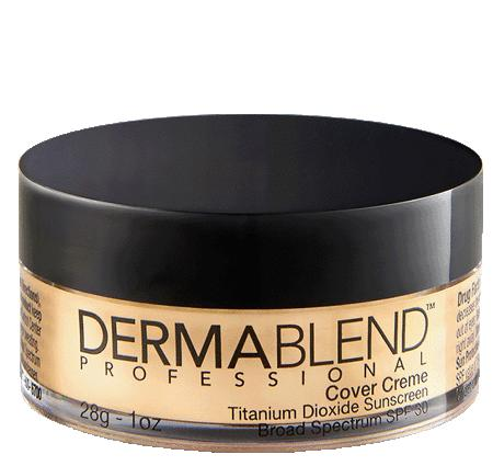 $39 COVER CREME Full coverage cream foundation  @ Dermablend