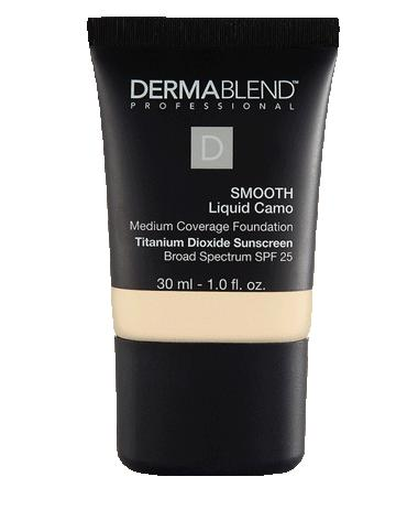 $36 COVER SMOOTH LIQUID CAMO FOUNDATION @ Dermablend
