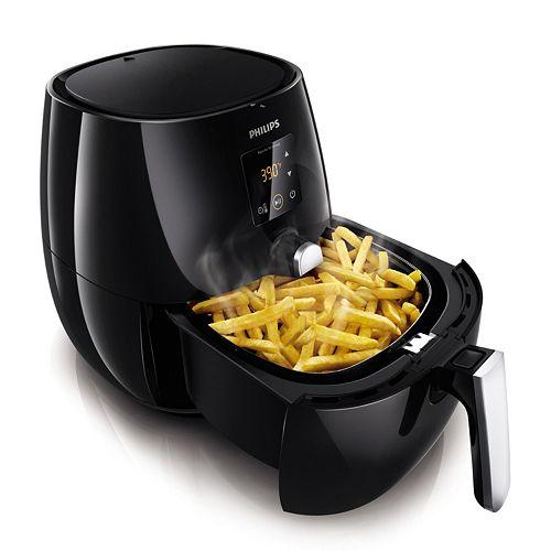$10 Off $50 + Extra 30% Off Philips Viva Collection Airfryer Sale @ Kohl's.com