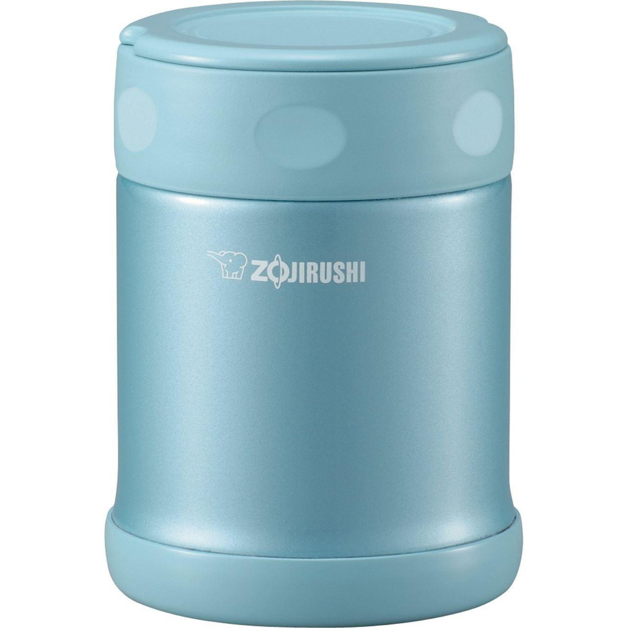 $24.98 Zojirushi SW-EAE35AB Stainless Steel Food Jar, 12-Ounce/0.35-Liter, Aqua Blue