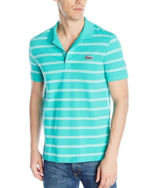 From $43.47($98) Lacoste Men's Short Sleeve