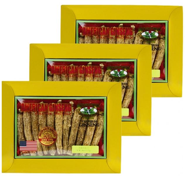 10% off + extra 0.9% Off100% American Ginseng Sale @ Green Gold Ginseng