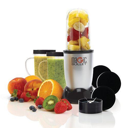 $27.99 + $10 Off $50 Magic Bullet 11-pc. Blending System