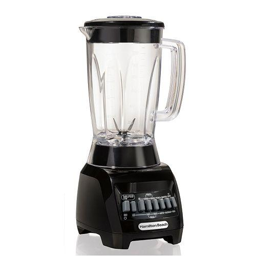 $10 Off $50 Hamilton Beach Small Appliances Sale @ Kohl's.com