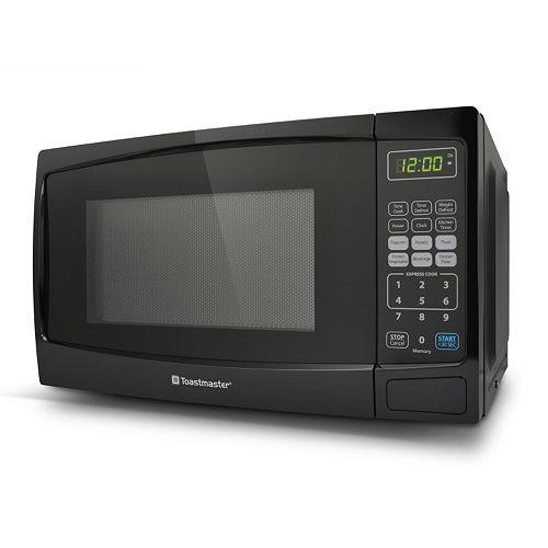$35.99 After Rebate + $10 Kohl's Cash Toastmaster 700 Watt Microwave Oven