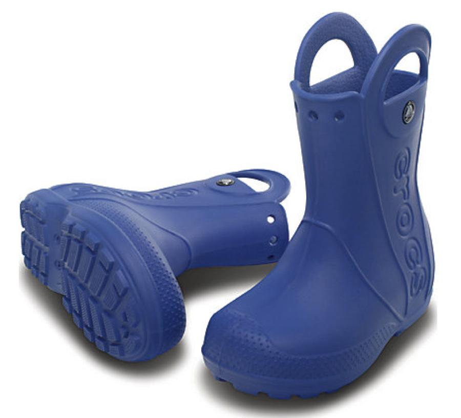 $13.99 Each Crocs Kids' Handle It Rain Boot