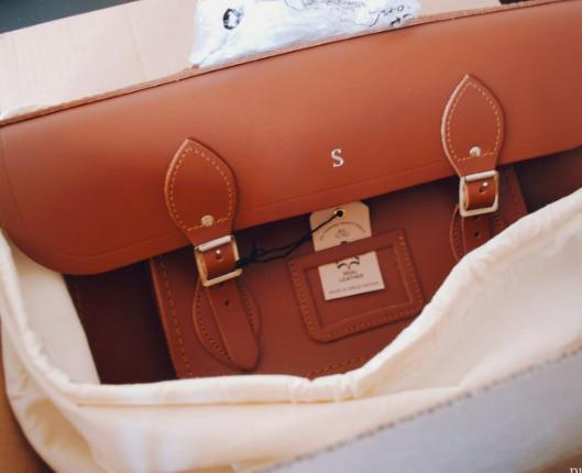 Dealmoon Exclusive! Free embossing @ The Cambridge Satchel Company