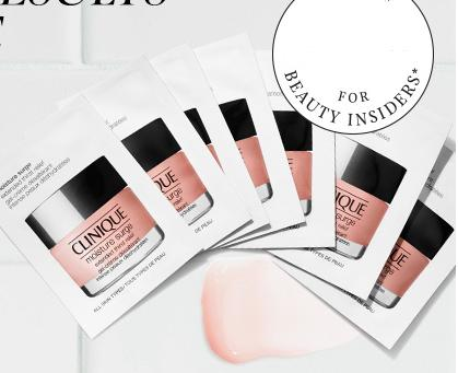 Free 7 CLINIQUE Moisture Surge Extended Thirst Relief Samples with Over $25 Purchase @ Sephora
