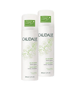 Dealmoon Exclusive!2 Full-size Grape Water For $33 + Free Shipping @ Caudalie
