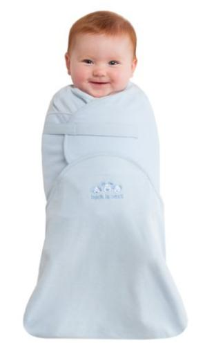 Halo Swaddlesure Adjustable Swaddling Pouch, Driving Dog, Small
