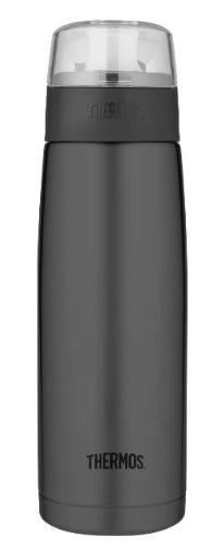 $20.53 Thermos 24 Ounce Vacuum Insulated Hydration Bottle, Charcoal
