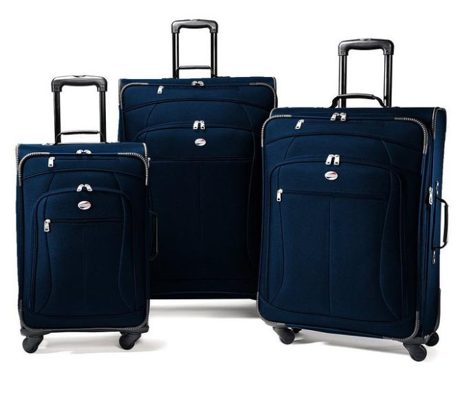 $107.95 American Tourister Pop Spinner - 3 Piece