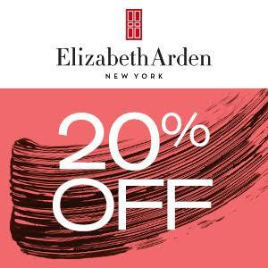 Dealmoon Exclusive! VIP 20% Off + 7 Deluxe Samples + Free Shipping @ Elizabeth Arden