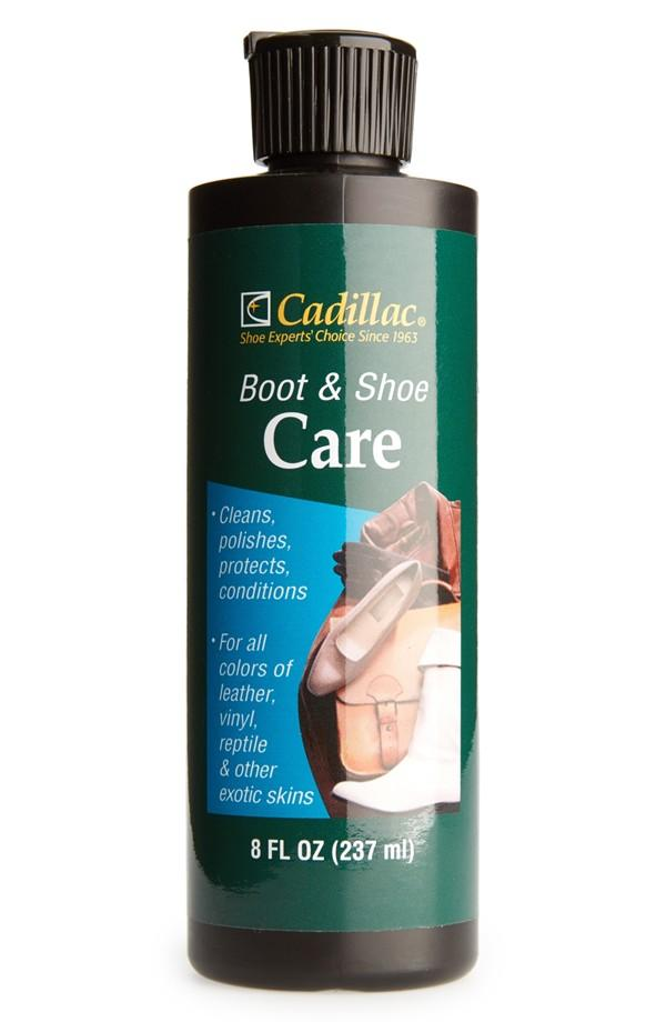 $6.86 Cadillac Boot and Shoe Care - 8 Ounces