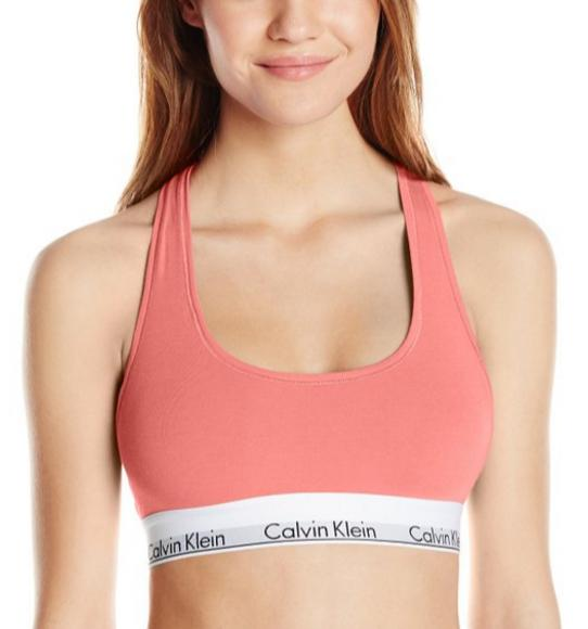 From $13.65 Calvin Klein Women's Modern Cotton Bralette