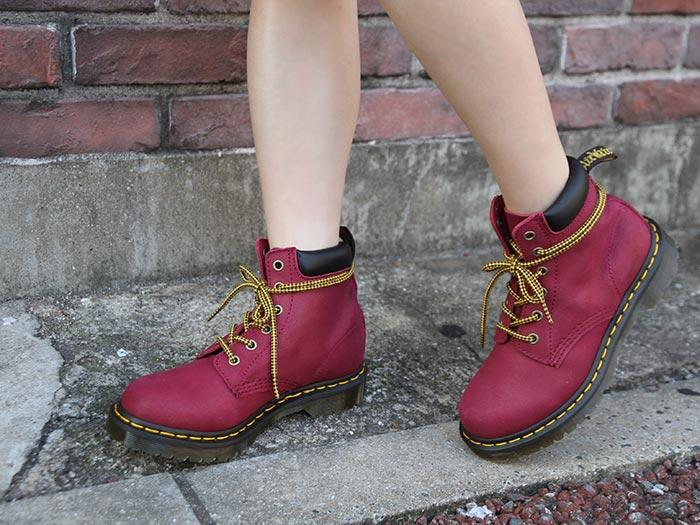 Dr. Martens 939 6-Eye Hiker Boot