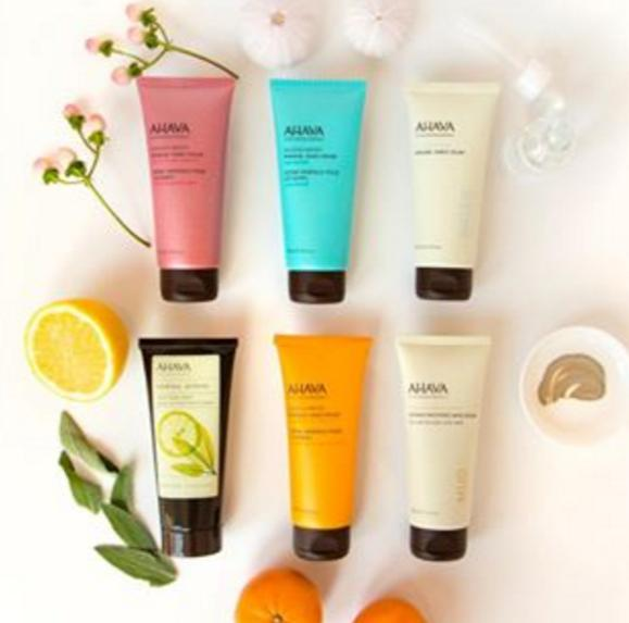 Up to 50% Off Sitewide Sale @ AHAVA