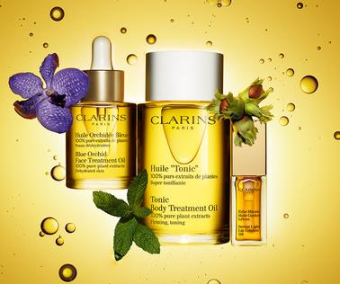 Free! $30 OFF Clarins Credit @ Gilt City