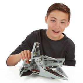 $8.49 Star Wars The Force Awakens Micro Machines First Order Star Destroyer Playset