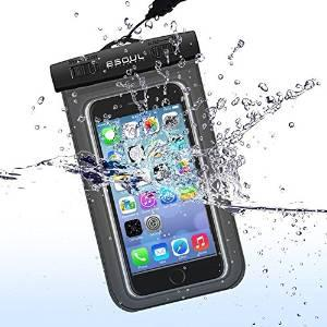 Waterproof Phone Case for Apple iPhone 6s and 6 Plus,SE,Samsung Galaxy S6 Edge