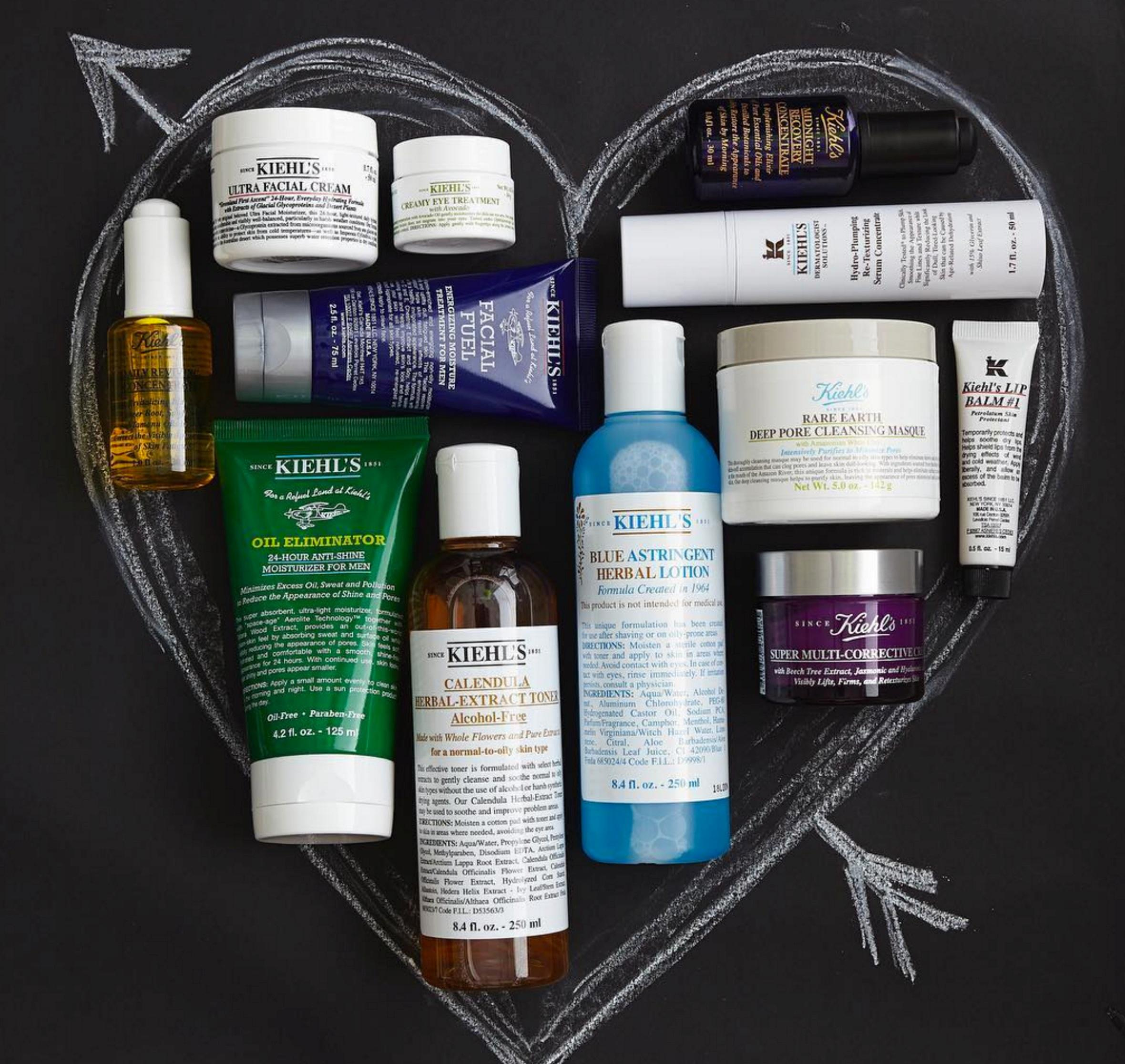 Last Day! 15% Off Any Purchase @ Kiehl's