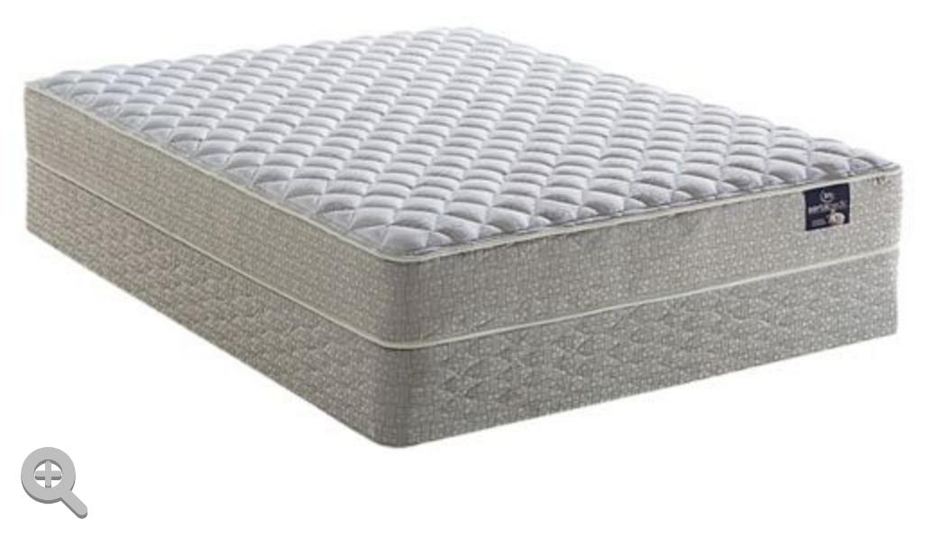 Dealmoon Exclusive!5% OffSerta Sertapedic Durrant Firm Mattress (All Sizes) @US-Mattress