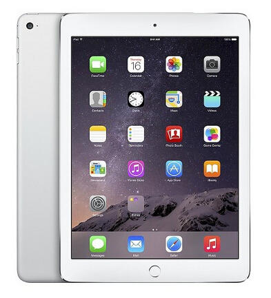 $299.99 Apple iPad Air 2 16GB Wi-Fi - Multicolor