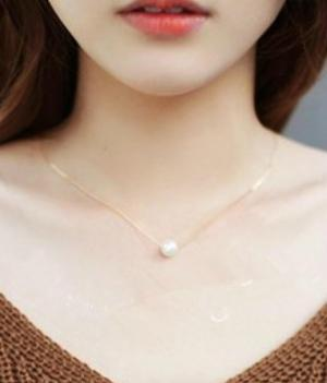 $20.27 Dogeared Pearls of Love 8mm Freshwater Pearl Necklace