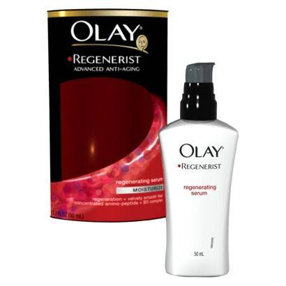 Olay Regenerist Regenerating Lightweight Moisturization Face Serum, Fragrance-Free 50ml