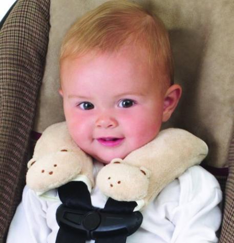 $2.99 Summer Infant CushyStraps, Ivory
