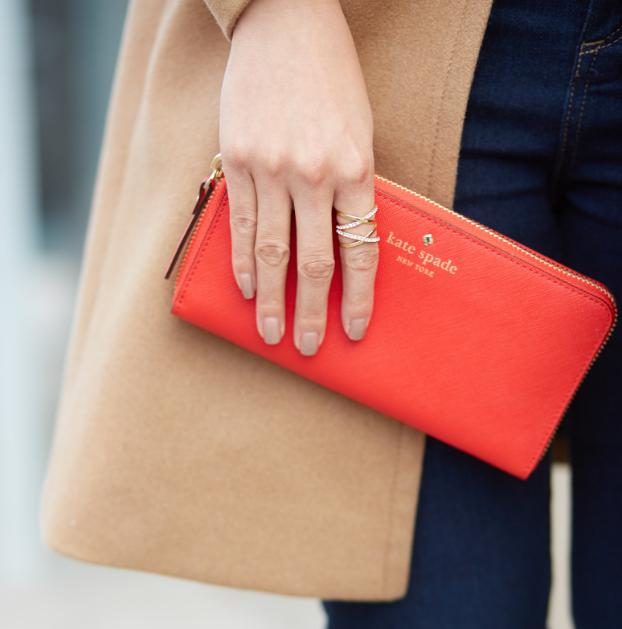 25% Off Select Wallets & Wristlets @ kate spade