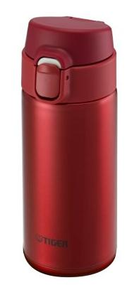 $19.40 Tiger Insulated Travel Mug, 12-Ounce, Red