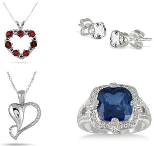 Super Bowl Weekend 2 Day Super Sale:Jewelry Deals start from $19 + free shipping