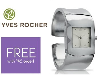 Free Gift!with Any Order at Yves Rocher (Multiple Options)