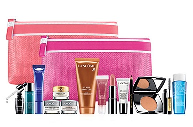 Free 7-pc Gift Lancome Gift with Purchase @ Lord & Taylor