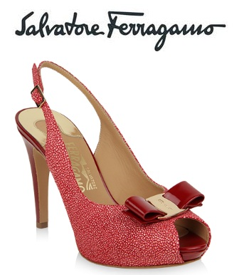 35% OFFselect shoes, handbags,belts and more @ Salvatore Ferragamo