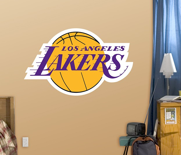 $76.49 ($89.99, 15% OFF)Los Angeles Lakers Large Logo 4'2