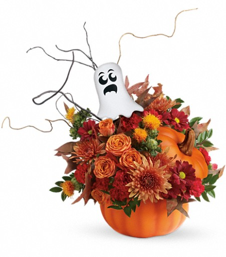 15% OFFHalloween Bouquet @ Teleflora