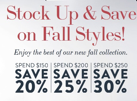 Up To 30% Off fall styles @ Rockport