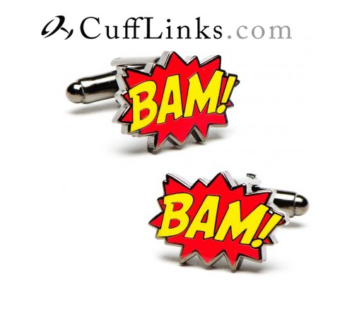 $5 Off sitewide + Free Shipping over $75@ Cufflinks.com