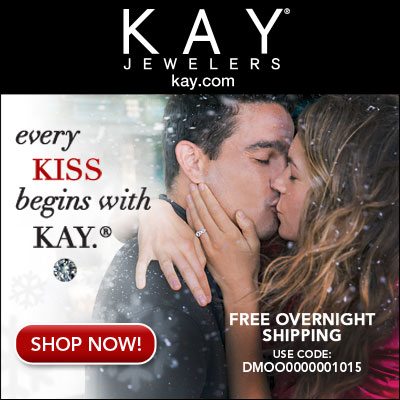 Free Overnight ShippingSingles' Day Sale @ Kay Jewelers