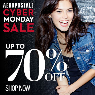 Up To 70% OffSelect Items @ Aeropostale