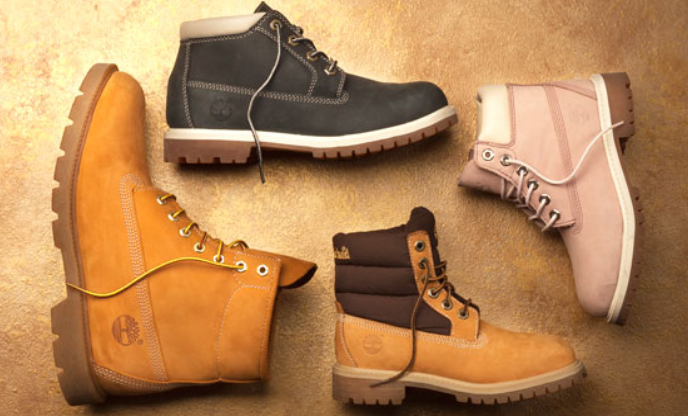 Free 2 Day Shipping @ Timberland