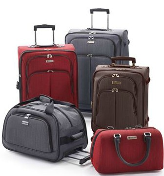 Buy 1 Get 2 FreeLondon Fog Luggage @ Elder Beerman