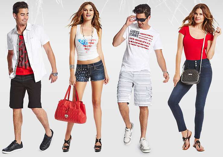 Up To 50% OffSelect Summer Styles @ Guess Factory Store