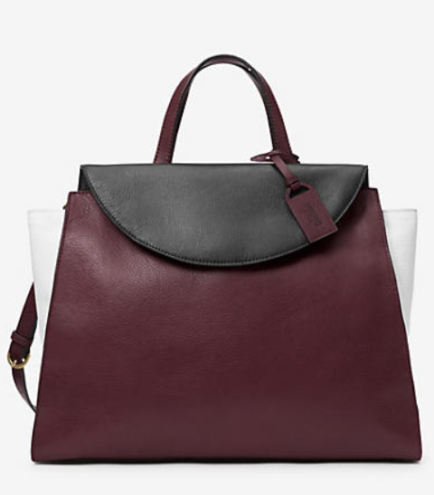 Fall New Arrivals!Shop The Colorblock A Satchel + Free shipping @Kate Spade Saturday