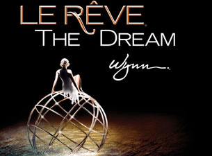 From $116 From Premium Seating for Select Performances of Le Rêve (Wynn Las Vegas) in November @ BestOfVegas.com