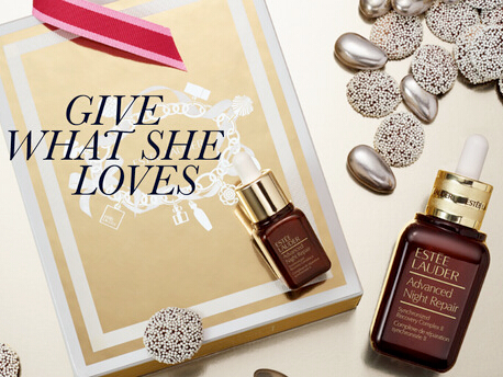 Free $30 Estee Lauder Merchandise Creditwith your purchase of $100 @ Gilt City