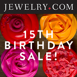 From $19 100 Birthday Deals + Free Hoops with Purchase @ Jewelry.com