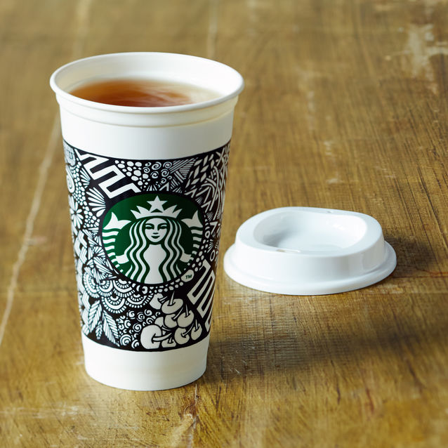 Buy 2, Get 1 Free  Starbucks White Cup Contest Reusable Cup @ Starbucks
